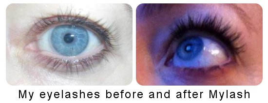 mylash before and after